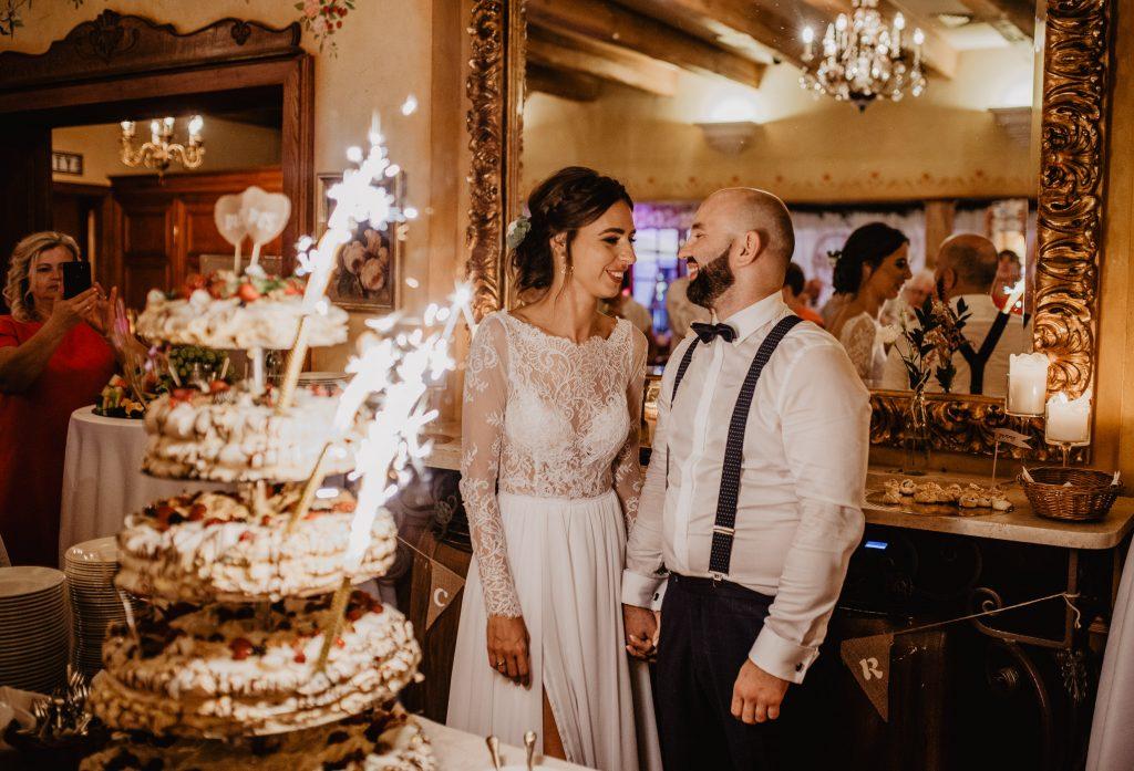wesele w Villa Caprice we Wrocławiu,